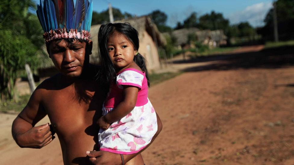 Enforcing indigenous people's rights to manage rainforest land sustainably is one way to slow the spread of deforestation (Credit: Getty Images)