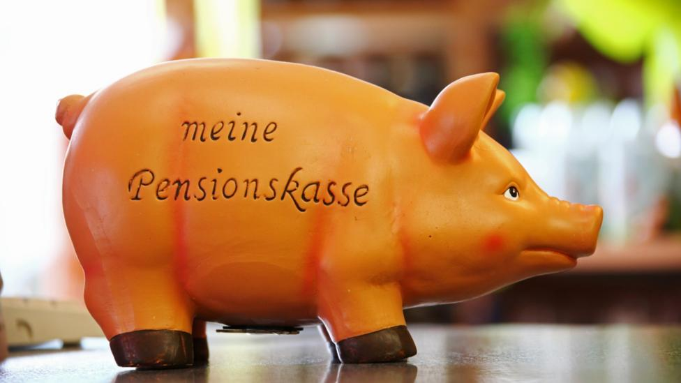 The German habit of saving dates back centuries - and has endured through economically turbulent times