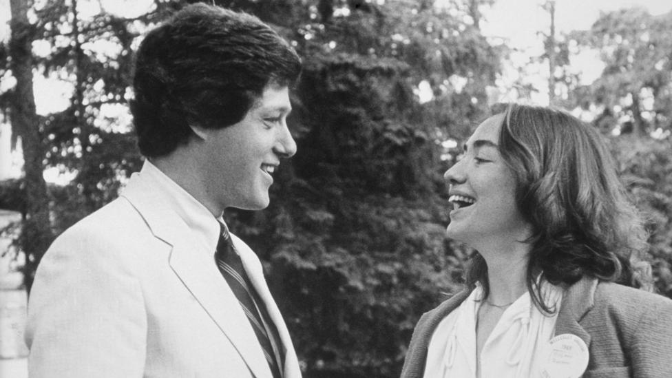 The novel explores how Hillary Rodham's career might have gone if she hadn't married Bill Clinton (Credit: Getty)