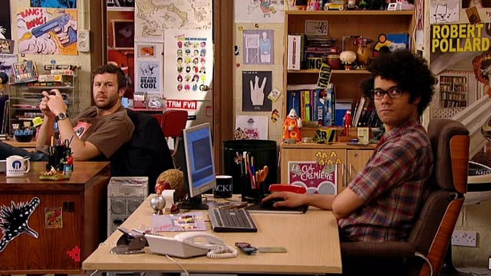 The IT Crowd (Credit: Channel 4)