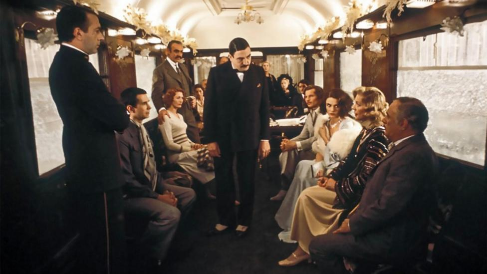 Murder on the Orient Express (Credit: Alamy)