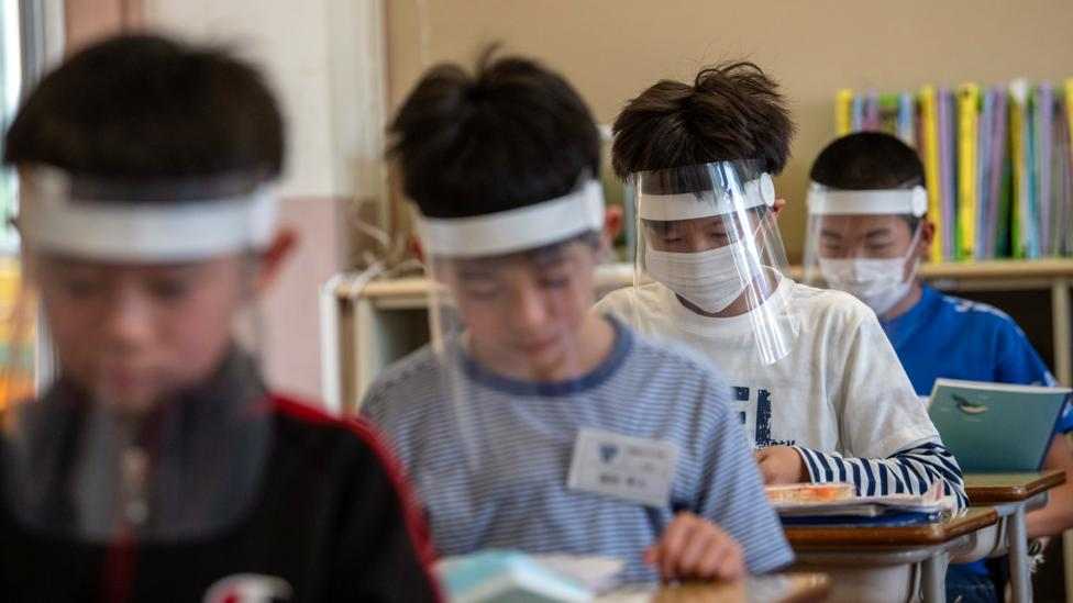 How Covid-19 is changing the world's children - BBC Future