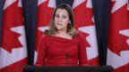 Canadian Foreign Minister Chrystia Freeland, 12 December 2018