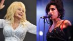 Dolly Parton and Amy Winehouse