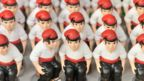 The caganer, or 'defecator', is a staple of Christmas in Spain's Catalonia region