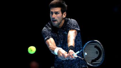 ATP Finals: Djokovic v Zverev - watch & listen