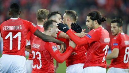 Remarkable Swiss comeback against Belgium, Spain level