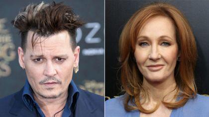 Johnny Depp 'felt bad' for JK Rowling over casting backlash